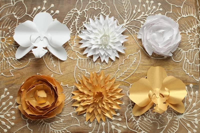 Как сделать цветы своими руками из бумаги, ткани и подручных материалов. создаем букеты самодельных искусственных цветов