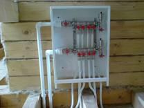 Коллекторная схема системы отопления. в чем превосходство?