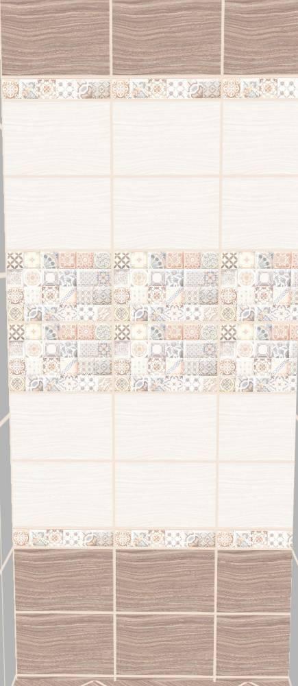 Керамический бордюр для ванной: разновидности и выбор