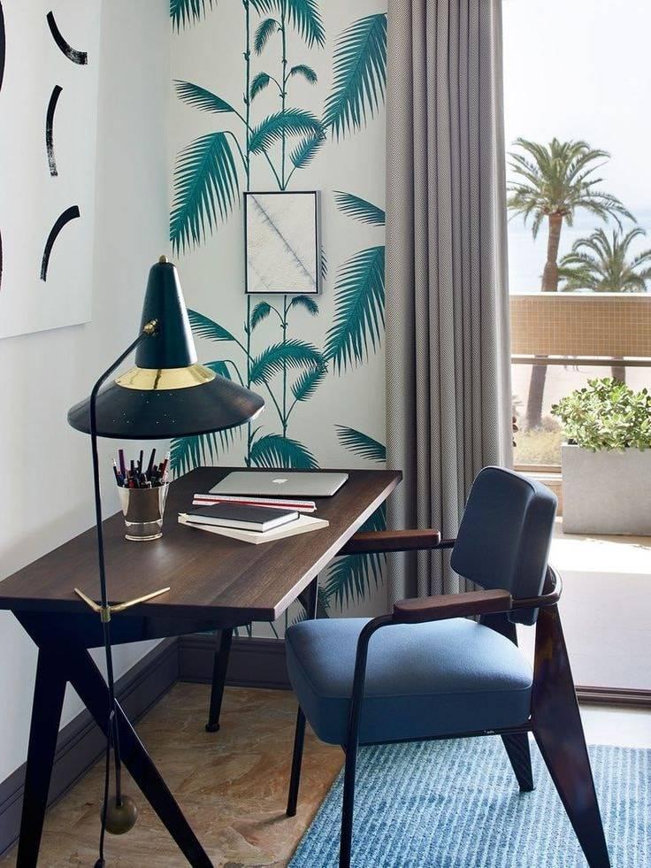 Дизайн рабочего кабинета в квартире, частном доме