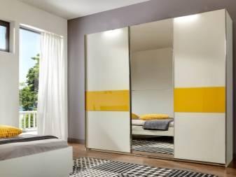 Шкаф в спальню — виды моделей и критерии выбора - знать про все