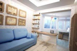 Кухня, совмещенная с балконом или лоджией: фото удачного дизайна, советы по объединению