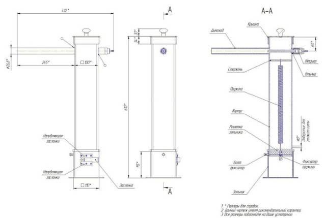 Коптильня холодного копчения своими руками — особенности конструкции, пошаговая инструкция по сборке