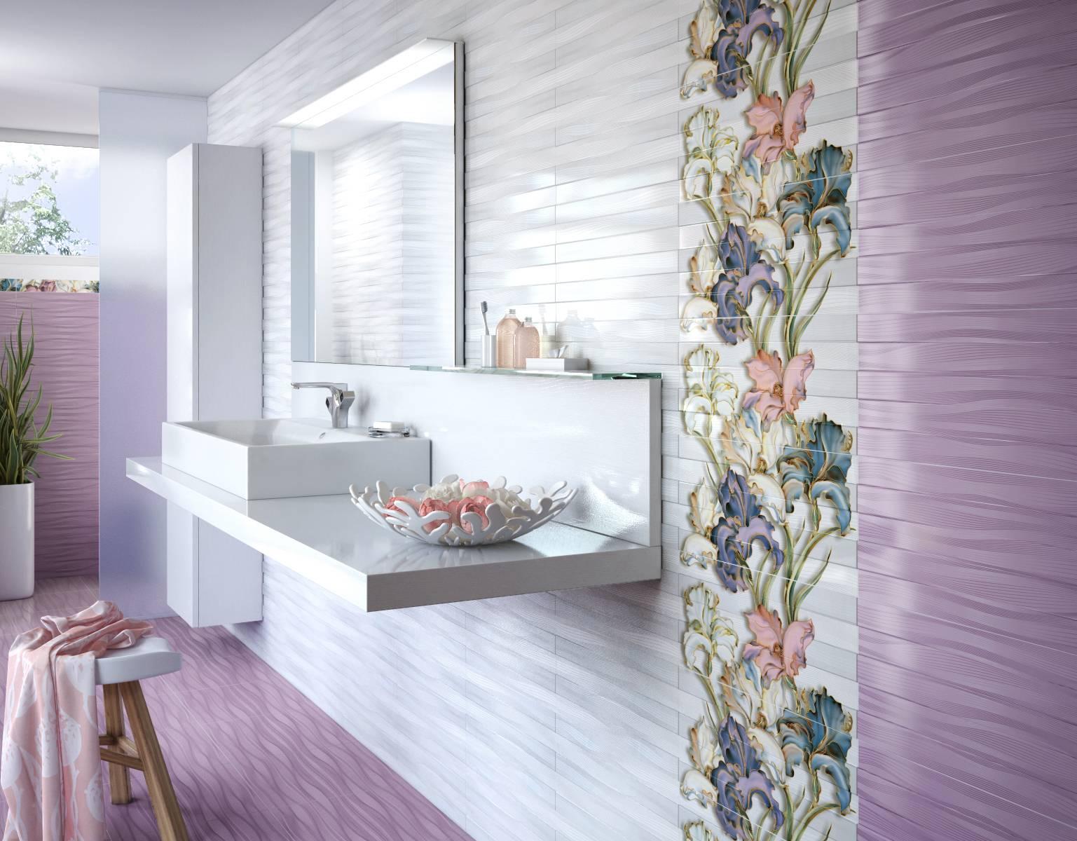 Intercerama odisea купить по цене от 1105 руб. плитка для ванной интеркерама odisea в москве, фото в интерьере - plitka-sdvk.ru