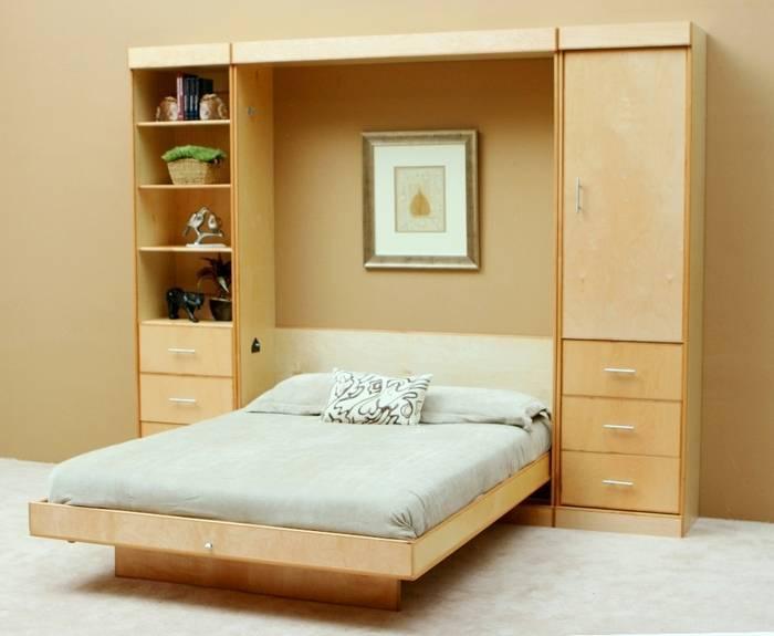 Кровать-шкаф, прошу отзывов и советов