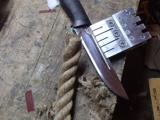 Какие приспособления помогут быстро и качественно заточить нож