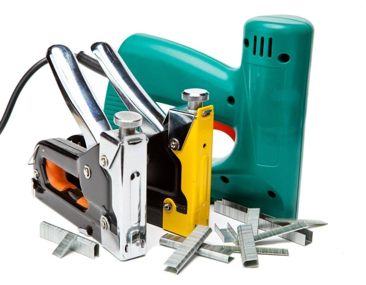 Как выбрать мебельный строительный степлер для дома? обзоры и советы