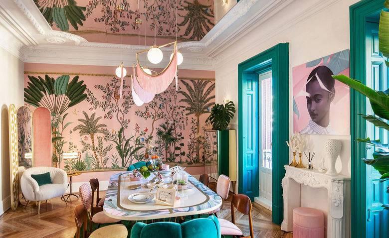 Тренды в дизайне интерьера 2021: цвета, обои, плитка, мебель