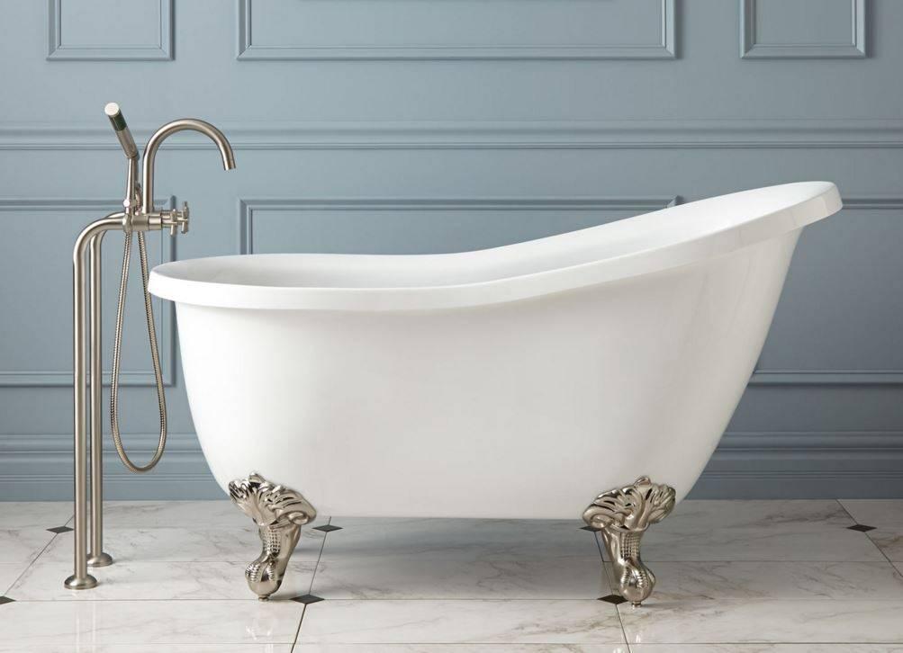 Какую ванну выбрать: отзывы специалистов, из какого материала лучше и правильно для квартиры, какой фирмы акриловая