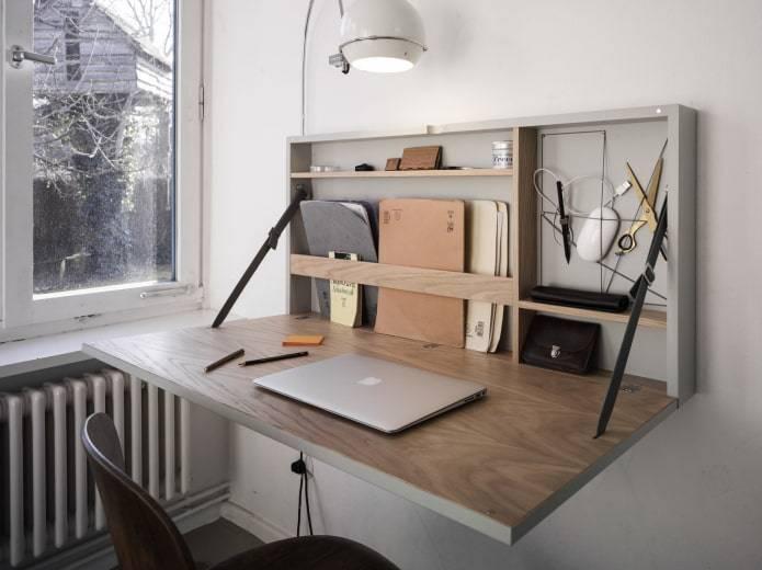 Компьютерный стол: 100+ фото [красивые столы в интерьере 2019]