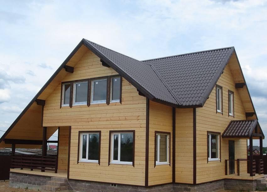 Каркасный дом по канадской технологии своими руками - всё о строительстве дома