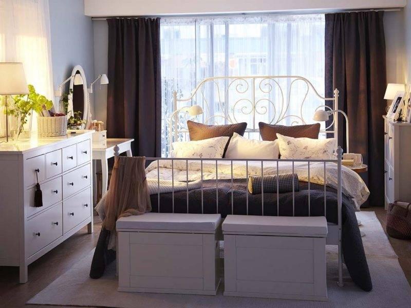 Комоды в спальню: 100 красивых и современных моделей