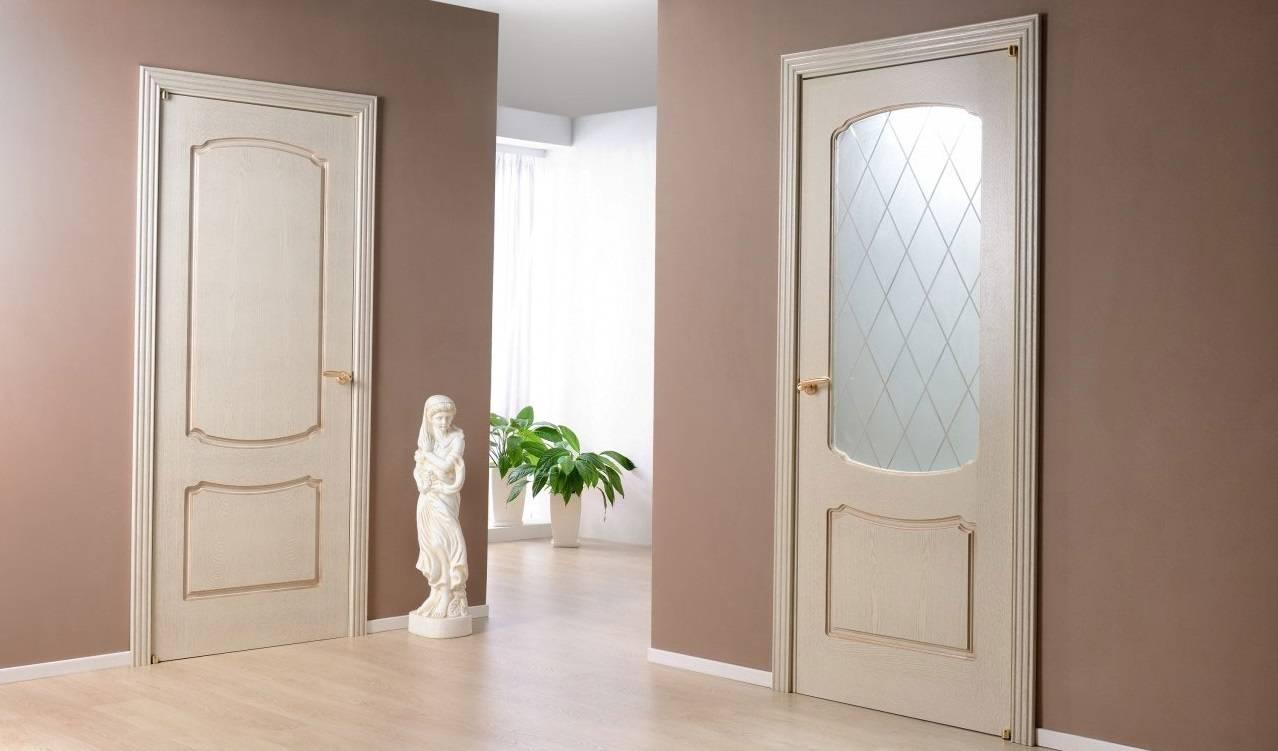 Как правильно подобрать цвет дверей и ламината, удачные сочетания