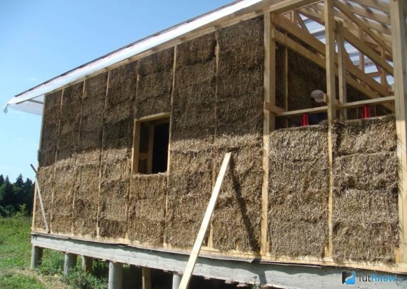 Из щепы, соломы, дров и глины. пять технологий для строительства дешевого дома своими руками. 21.by