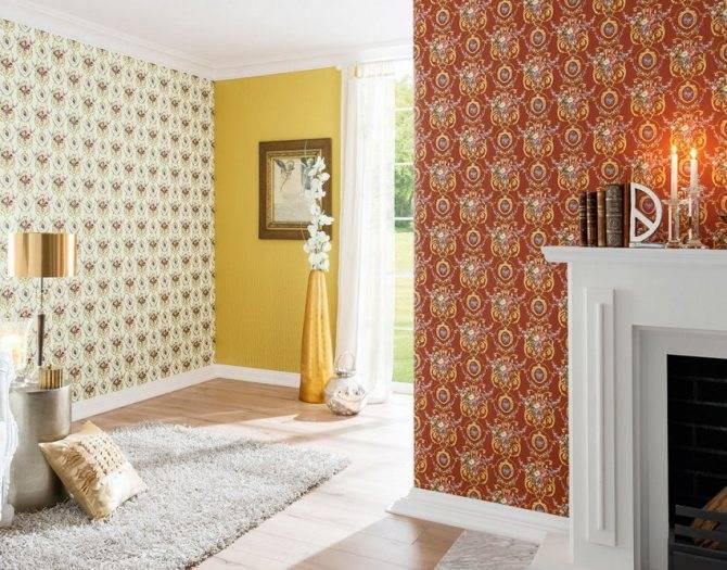 Какие обои выбрать – советы как подобрать лучший вариант для различных комнат