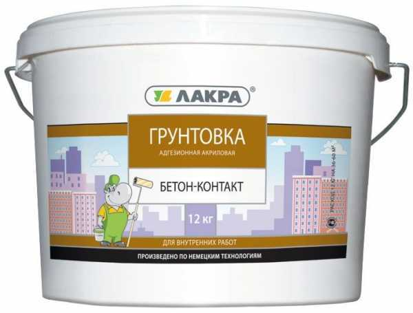 Сколько сохнет «бетоноконтакт»? время высыхания грунтовки под плитку и штукатурку
