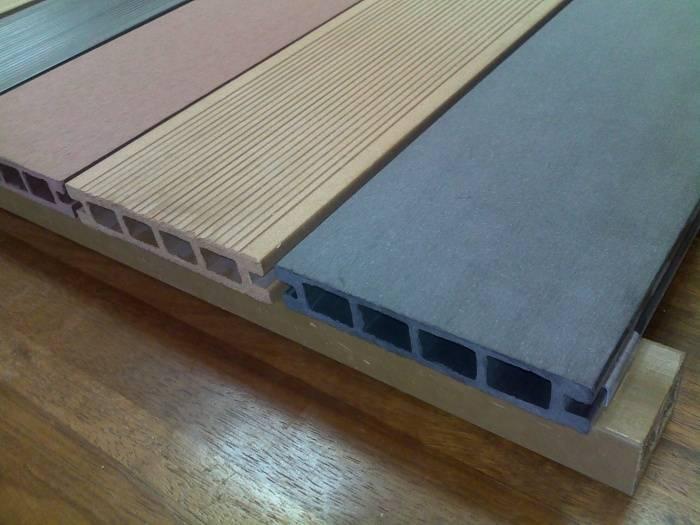 Доска террасная полимерная: виды, характеристики и размеры