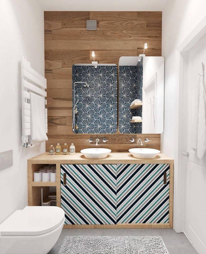 Мебель для ванной своими руками: советы по изготовлению