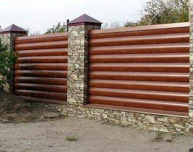 Установка сайдинга винилового и металлического на стены и цоколь