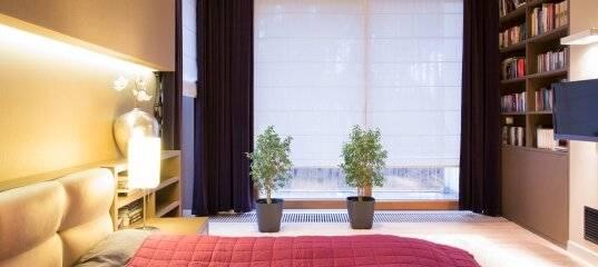 Рулонные шторы  на кухню на пластиковые окна - 23 фото