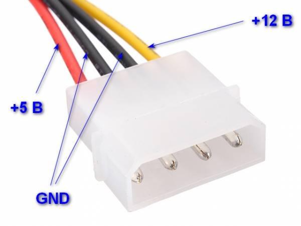 Как подключить светодиодную ленту к блоку питания правильно?