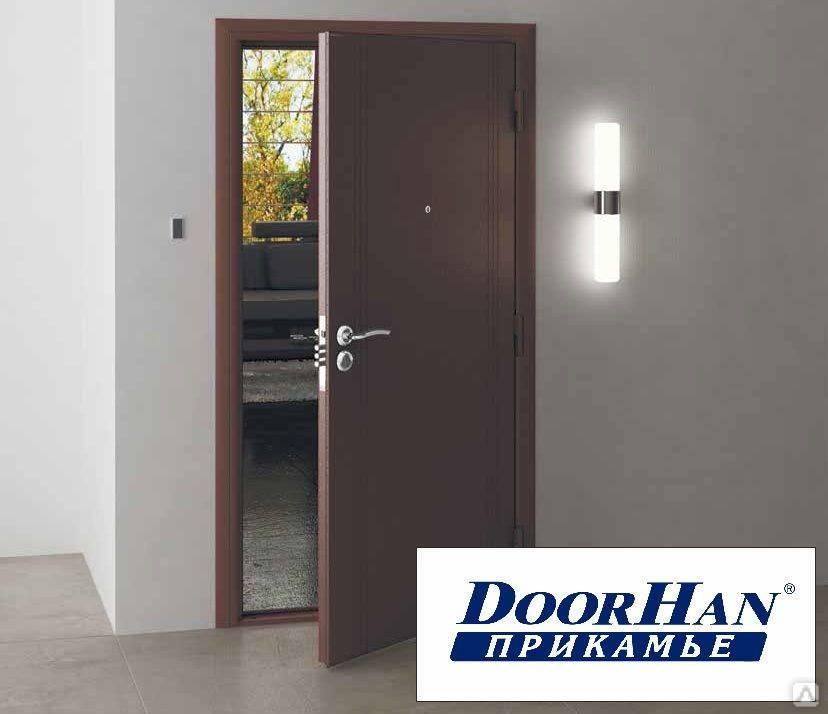 Обзор металлических дверей doorhan (дорхан)