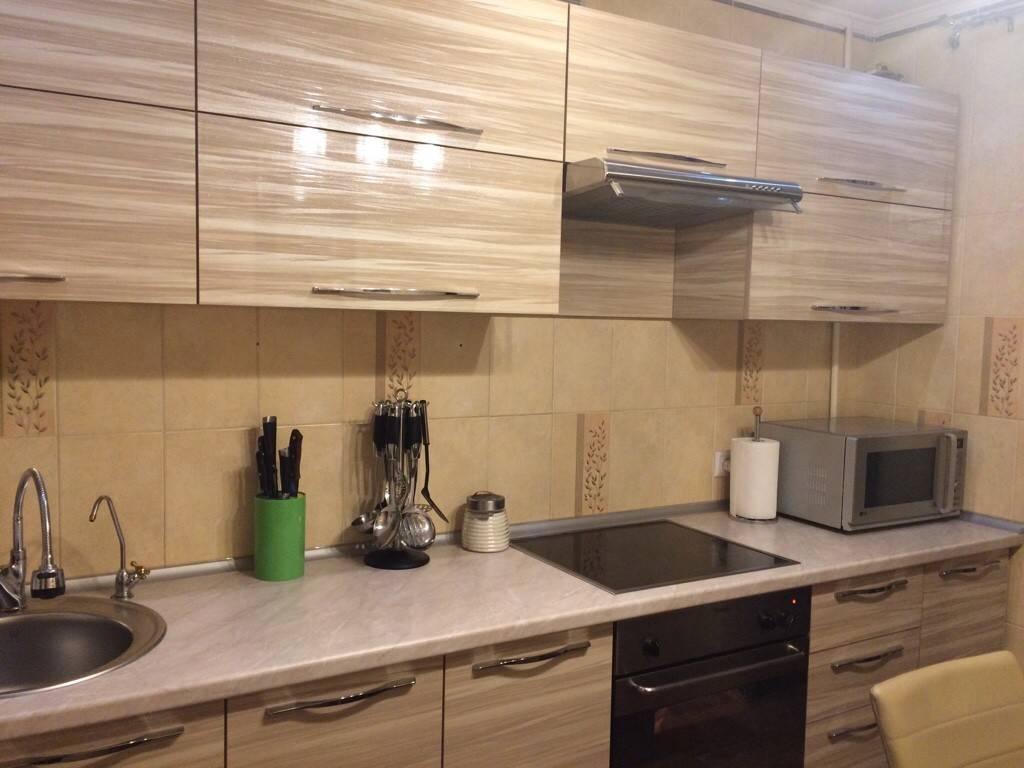 Бежевая кухня: фото реальных объектов, сочетания цветов, идеи дизайна