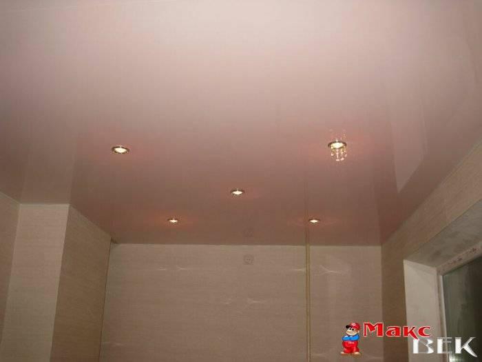 Выбор цвета натяжных потолков фото