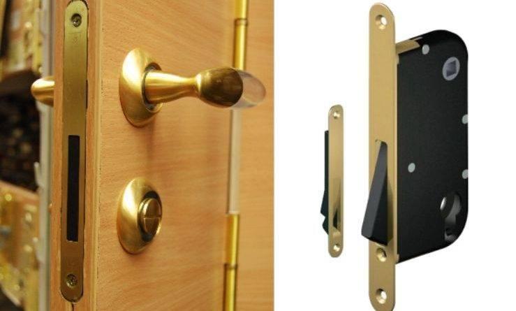 Магнитный замок на входную дверь: критерии выбора и схема установки