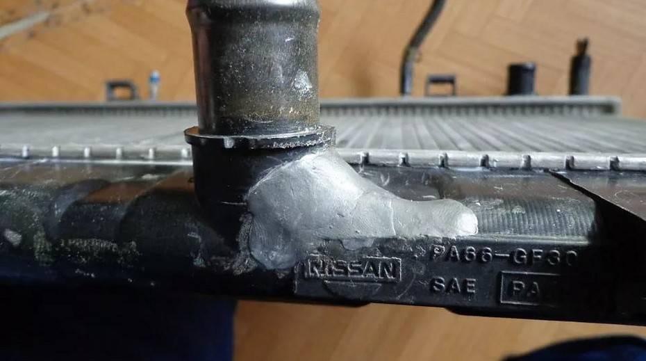 Жидкая и сухая холодная сварка для металла