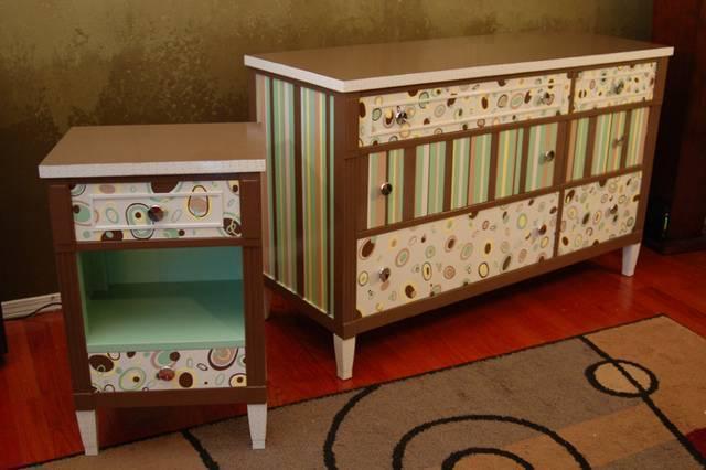 Реставрация и ремонт деревянной мебели своими руками