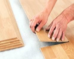 Укладка ламината на бетонный пол с подложкой   советы специалистов