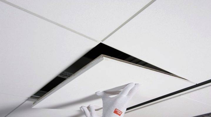 Топ-5 производителей потолка армстронг