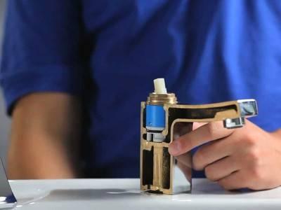 Ремонт однорычажного смесителя своими руками: пошаговый инструктаж