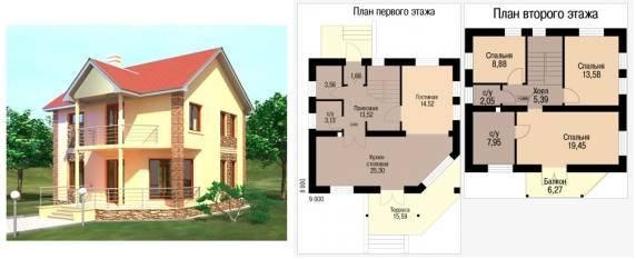 Пристройка к дому: идеи проектирования и поэтапное описание постройки (185 фото и видео)