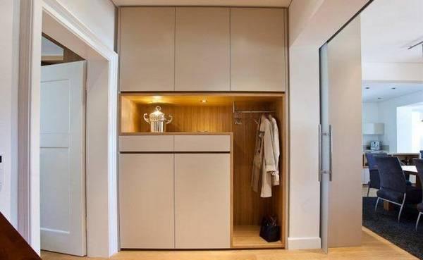 Малогабаритные прихожие в коридор: угловые, модульные, фото