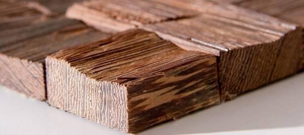 Деревянная плитка, деревянная плитка своими рукми
