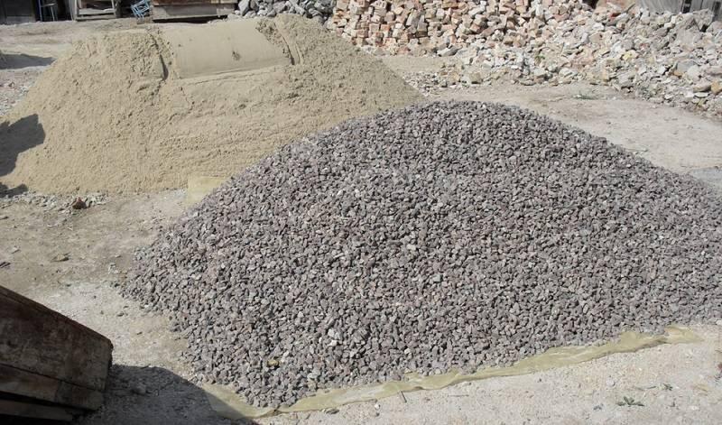 Щебень для фундамента — какой щебень нужен для фундамента, характеристики материала, правильный выбор для бетона и подушки