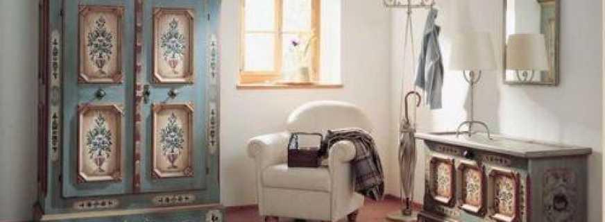 Как сделать новую и стильную мебель из старой рухляди: наглядные превращения