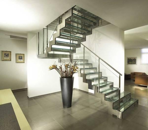 Изготовление металлической лестницы своими руками (руководство по сборке)