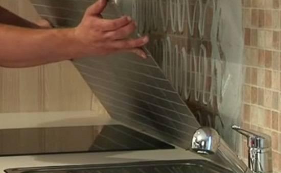 Фартук для кухни из стеновых панелей мдф: 25 фото, гид по выбору и монтажу
