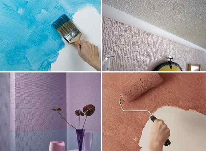 Что лучше: покрасить стены или наклеить обои под покраску - строительство и отделка - полезные советы от специалистов