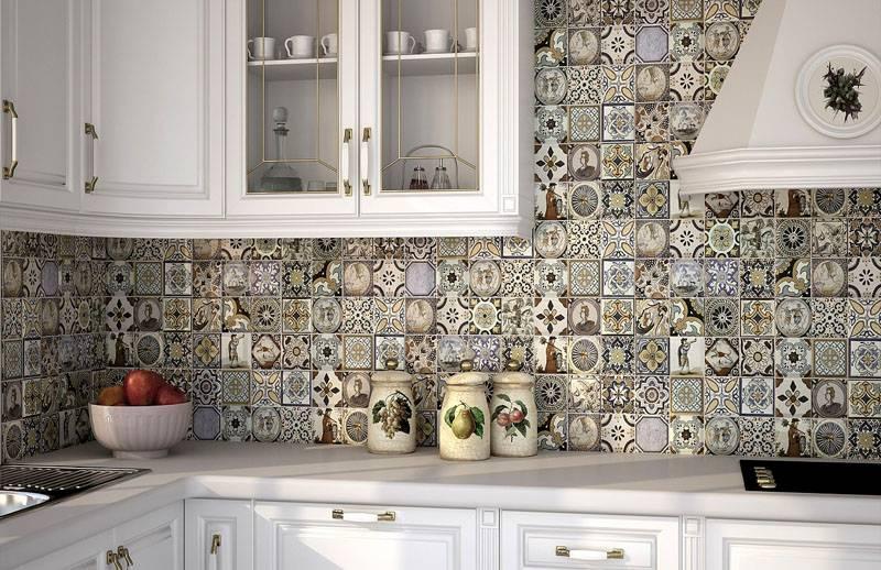Как выложить плитку на фартук кухни: как класть плитку и как правильно сделать фартук
