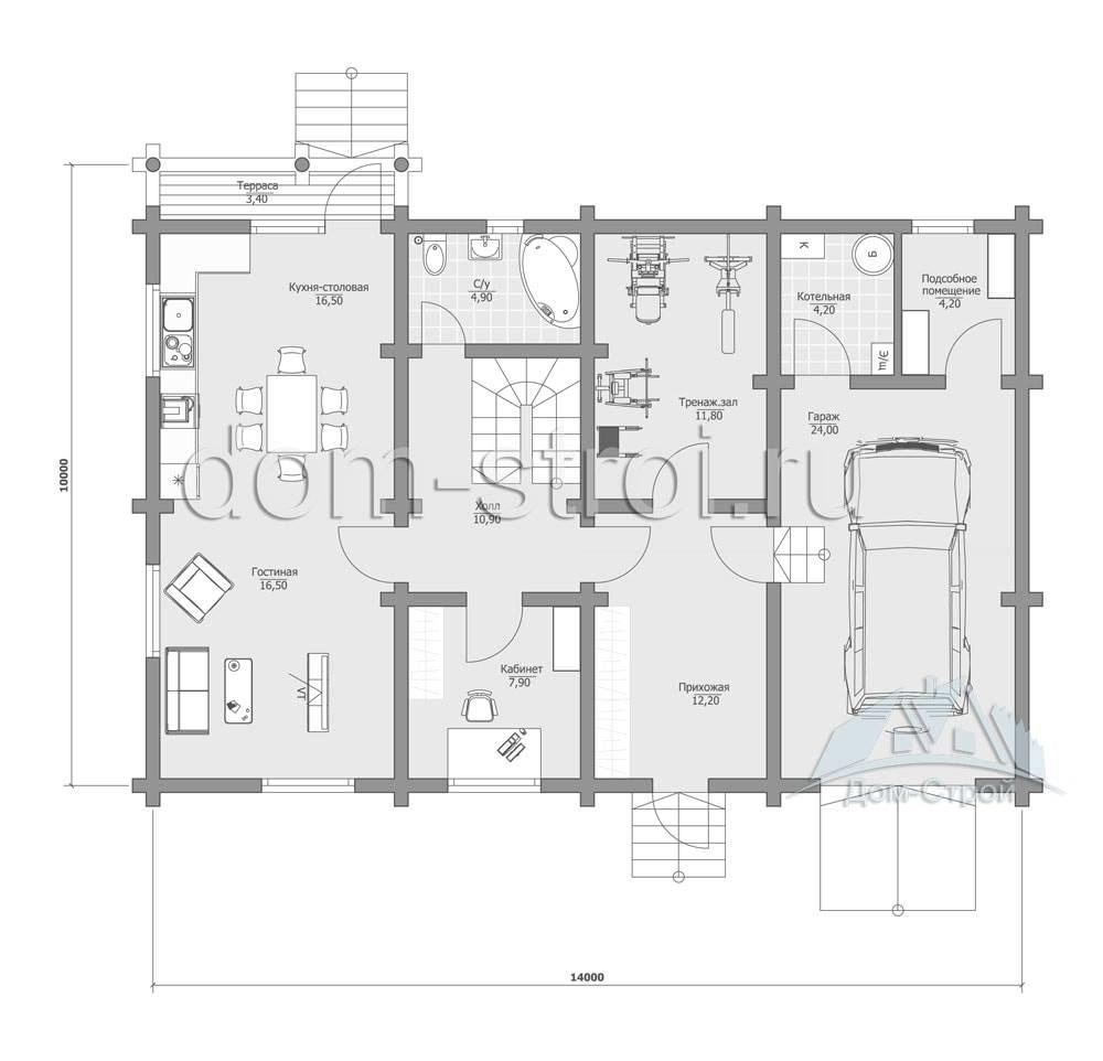Оптимальная площадь спальни