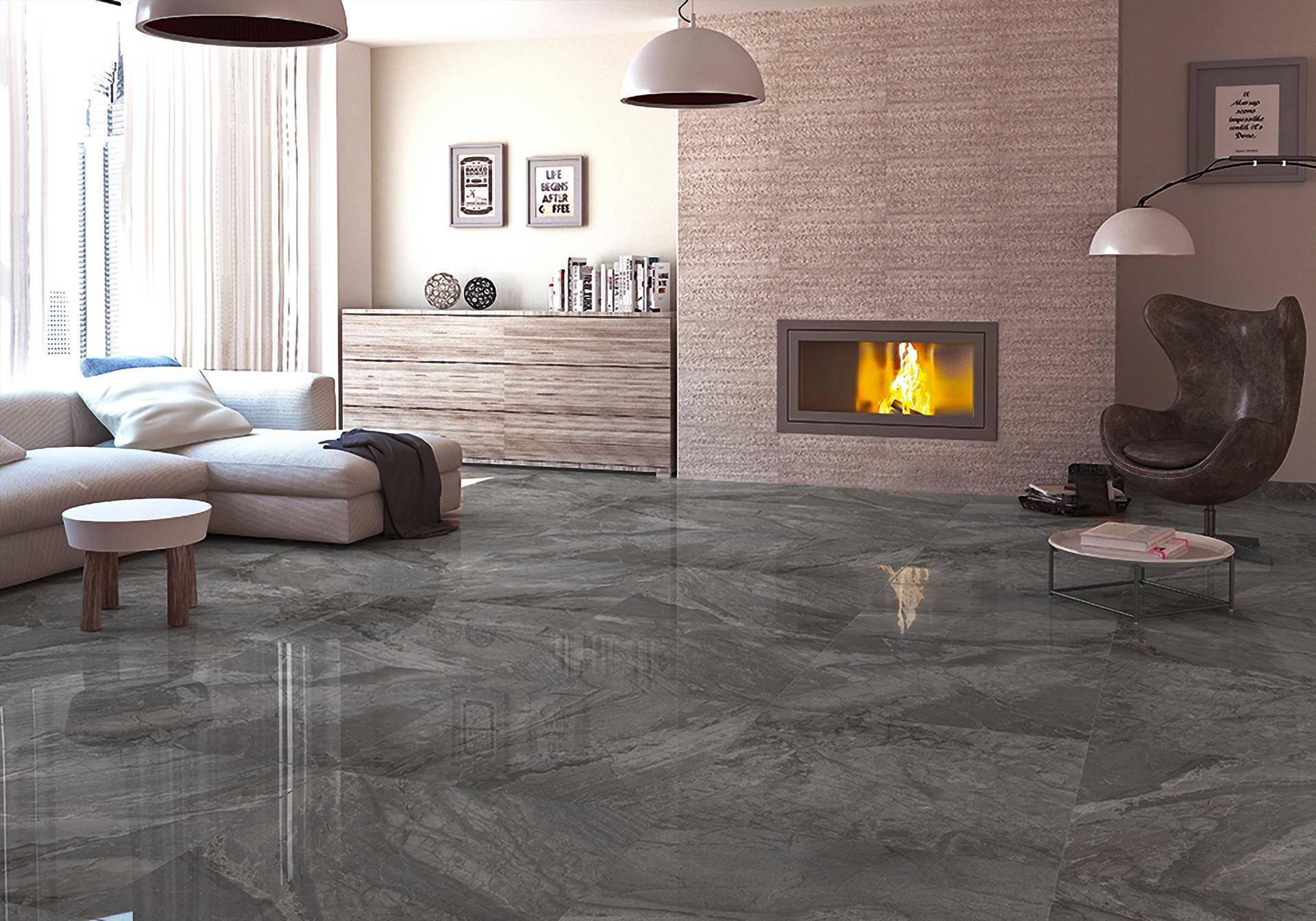 Плитка под мрамор для ванной комнаты, дизайн ванной в сером и белом мраморе, сочетание с деревом