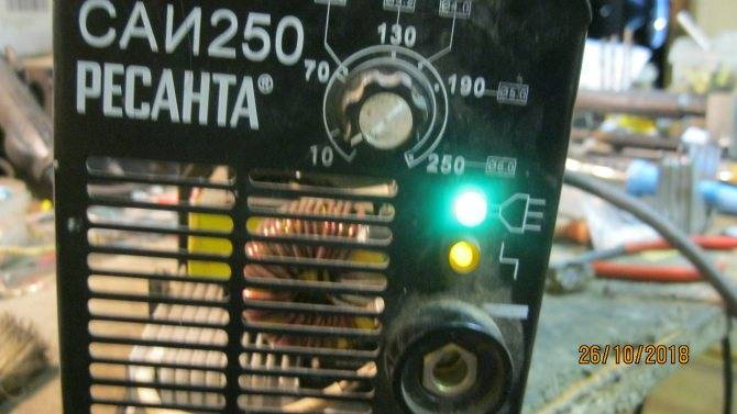 Сварочный прибор «ресанта саи-220 пн»: особенности и отзывы