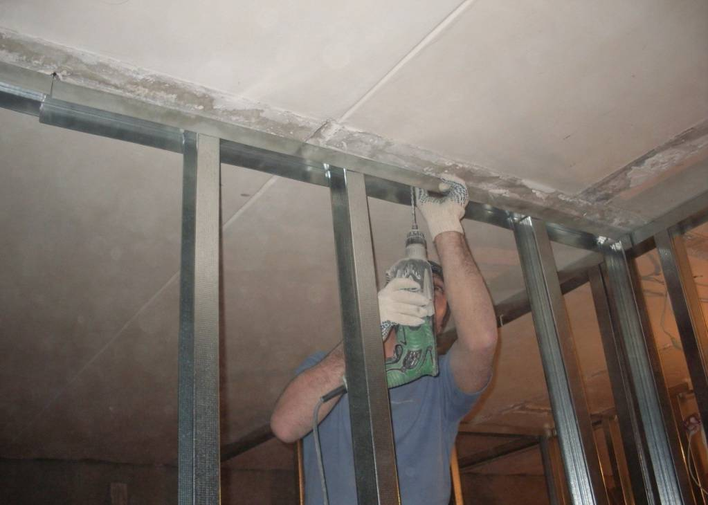 Профессиональные тонкости монтажа гипсокартона на стены