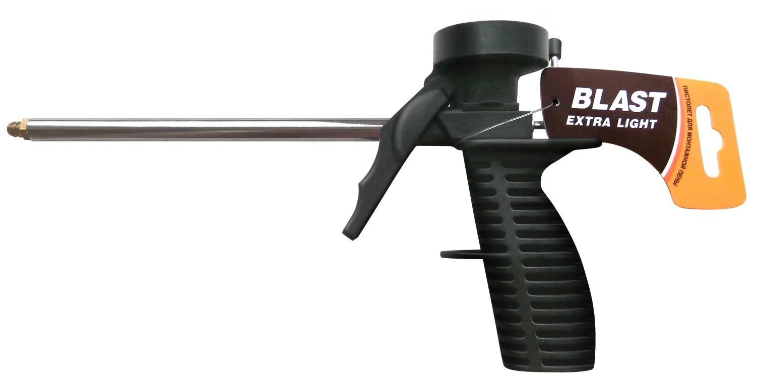 Рейтинг лучших пистолетов для монтажной пены – в поисках идеального инструмента для обработки швов