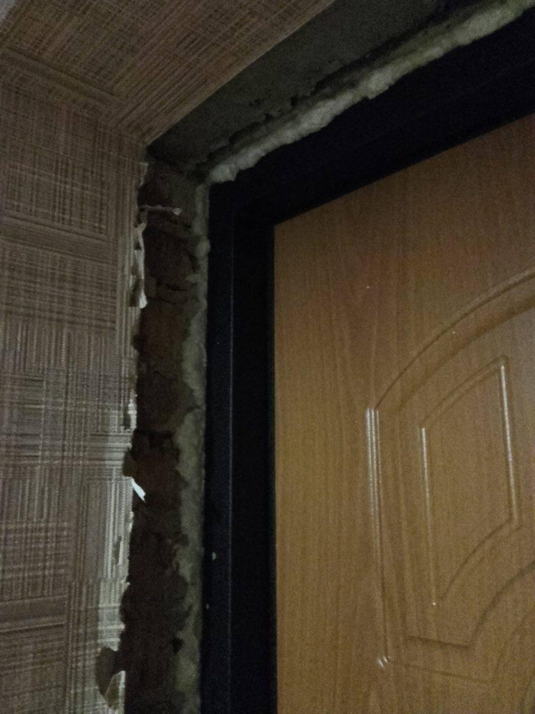 Штукатурка откосов: как своими руками штукатурить проемы после установки пластиковых окон, отделка проемов входной двери