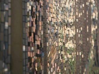 Мозаика из натурального камня: разновидности и технология укладки своими руками